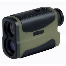 Portable 700m 6x25 Laser Rangefinder / Golf Range Finder, Laser Distance Meter Speed Tester Hunting Monocular Green