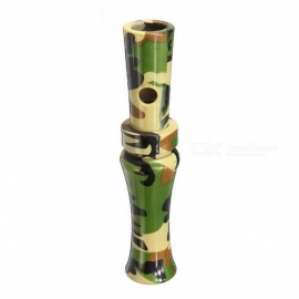 SGODDE Camouflage Plastic Duck Pheasant Mallard Hunting Call Caller Hunting Decoys Entice Wild Duck Closer for A Better Shot Camouflage
