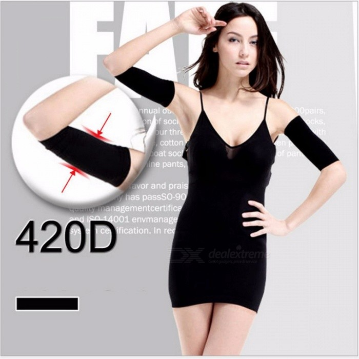 T079 High Elasticity Arm Slimmer Shaper Cotton Shapewear Girdle for Women Girl Ladies Slim Arm Free Size Free Size Elasticity/BlackDescription<br><br><br><br><br>Item Type: Braces &amp;amp; Supports<br><br><br>Material: Composite Material<br><br><br><br><br>Brand Name: lianth<br><br><br>Effect: Other<br><br><br><br><br><br><br><br><br>Effect: Correct Posture <br><br><br>Type: Posture Brace <br><br><br>Function: Posture Corrector <br><br><br>Posture Back Brace: Posture Back Brace <br><br><br>Feature: High Elasticity <br><br><br>Material: Polyester<br>
