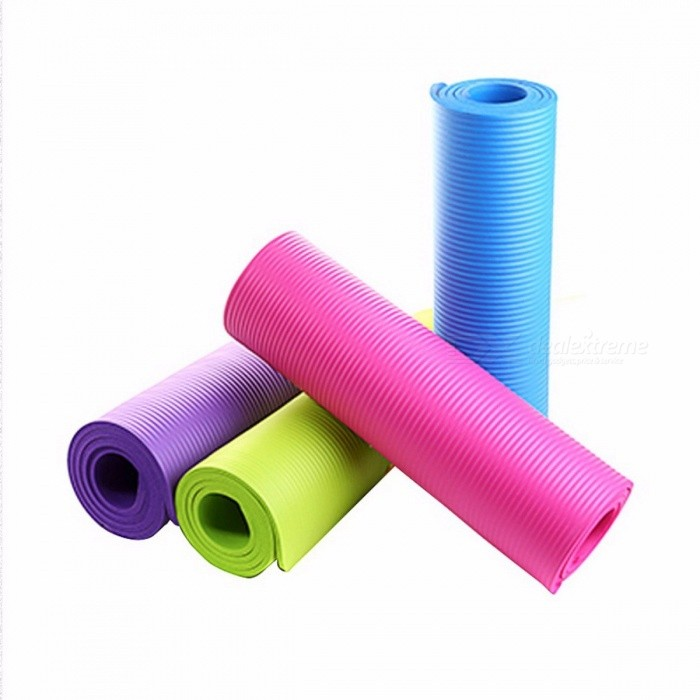 High Quality Multifunctional Yoga Mat With Sling Strap