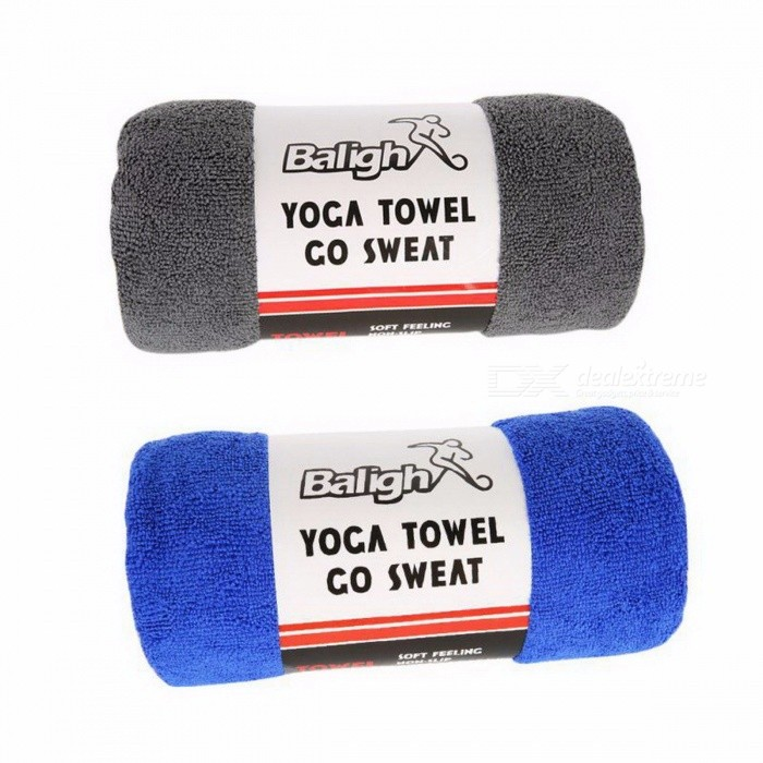 Sweat Towels Sizes: Balight Portable New Lightweight Soft Microfiber Yoga Mat