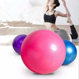 professionelle neue 55cm Anti-Rutsch-Fitness-Yoga-Ball, Kern Yoga Übung Gym Workout Bauch Beweis Ball bpink