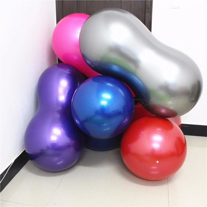 Large 90*45cm Anti-Burst Yoga Ball, Peanut Shape Fitness Exercise Health Sports Gym Durable Pilates Ball PinkDescription<br><br><br><br><br>Brand Name: Blue Song<br><br><br>Style: Other<br><br><br><br><br>Size: Other<br><br><br><br><br><br><br><br><br><br><br><br><br>1:<br> This is a high quality product, environmentally friendly PVC, <br>thickened, will not explode, is safe, non-toxic, please rest assured to <br>buy use.<br> 2: We are not new sellers, we are old sellers, has a wealth of business experience. (The original shop: Asia-Pacific boutique stores)<br>3:24 hours of business, at any time to answer your questions.<br><br><br>The balls DIA size is about 45cm. If there is error is normal, this is a high elasticity of the product. The buyer will be deemed to agree with this view.<br><br><br>Each ball shape may be different, imitating natural peanuts.<br><br><br>Product does not contain pump<br>