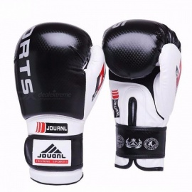 Boxing Gloves for Sanda Karate Free Fighting, Sandbag Taekwondo Protector, MMA Boxeo Muay Thai Mitts  Red