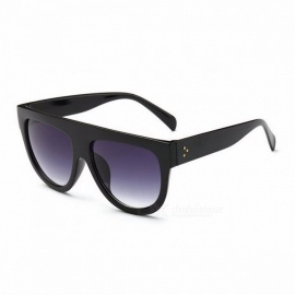 SIMPLESHOW Premium Chic Gradient Lens Sun Glasses Sunglasses, Full Frame Shades Glasses Eyewear for Women A