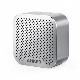 Anker SoundCore Nano Bluetooth Speaker Super Portable Wireless Speaker with Big Sound Built-in Mic for IPHONE Samsung Black
