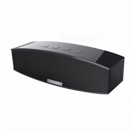 Anker Premium Stereo Bluetooth 4.0 Speaker (A3143), 20W Output from Dual 10W Drivers, with Two Passive Subwoofers, BT Speaker Black