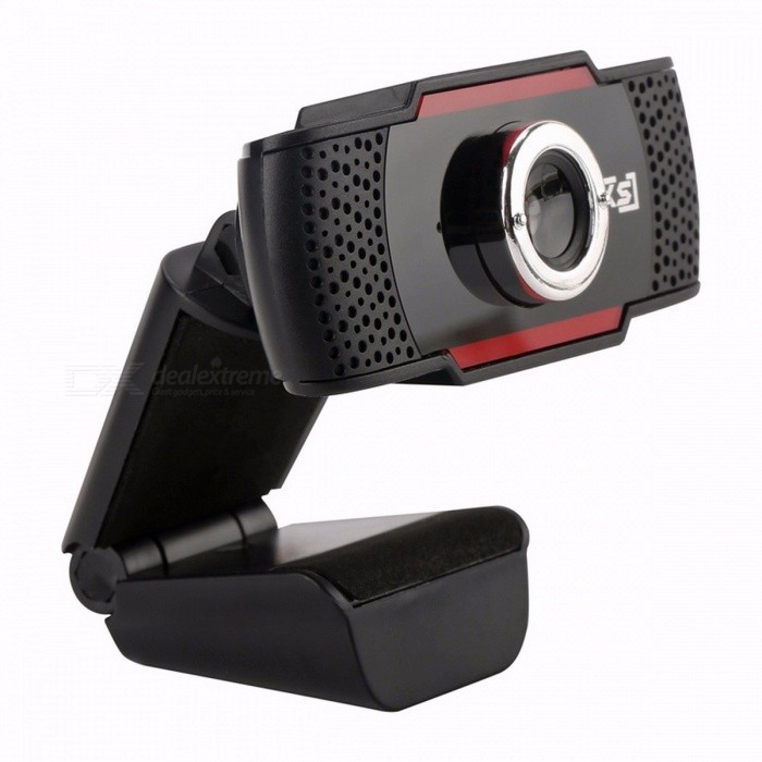 USB HD Webcam Web Cam 300 Megapixel PC Camera with Absorption Microphone MIC for Skype for