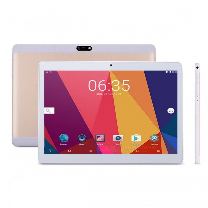 Onda V10 3G Phablet 10 Inche IPS Screen Android 5.1 Quad Core MTK6580 1.3GHz 1GB RAM 16GB eMMC Dual Cameras GPS Phone Tablet PC