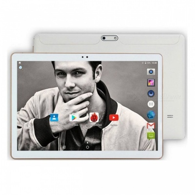 10 Inches Android 7.0 Tablet PC MTK8752 Octa-Core 4GB RAM 64GB ROM GPS 3G 10