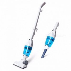 PUPPYOO WP3006 Low Noise Mini Home Rod Vacuum Cleaner Portable Dust Collector Home Aspirator Handheld Vacuum Catcher vacuum cleaner blue