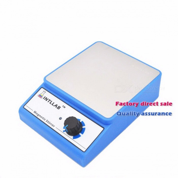 High Quality Laboratory Chemistry Magnetic Stirrer Magnetic Mixer With Stir Bar 3000 Rpm 0.86W AC100 To 240V