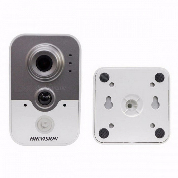 HD Wireless IP Camera 1080P DS-2CD2442FWD-IW 4MP IR Cube Network WiFi Camera Android Support Replace DS-2CD2432F-IW