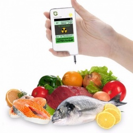 Greentest, Portable High Quality High Accuracy Food Detector, Nitrate Tester for Fruit, Vegetable, Meat and Radiation Nitrate silver