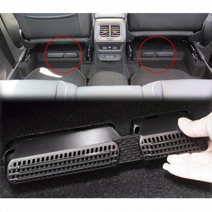AX Air Outlet Cover Grille For SEAT Ateca 2016 2017 2018 Car Rear Air Condition Vent Molding Interior Tidying Dust ProofNet 2PCS BlackOther Interior<br>Description<br><br><br><br><br>External Testing Certification: ISO9001<br><br><br>Item Type: Interior Mouldings<br><br><br><br><br>Brand Name: MISIMa<br><br><br><br><br><br><br><br><br><br><br><br><br>Fitment:FOR SEAT Ateca 2016- <br><br><br>&amp;nbsp;<br><br><br>Condition: 100% Brand New Unused (Quality Checked before shipping)<br><br><br>Composition: 2Pcs / Set<br><br><br>Made: Made in China<br><br><br>Material: High grade ABS PLASTIC<br><br><br>&amp;nbsp;<br><br><br>Feature:<br><br><br>Easy installation,&amp;nbsp; no tools are needed, can be fitted in a minute<br><br><br>Quality Guaranteed, Warranty Offered. One of the best in the market. Lasts For Years<br>