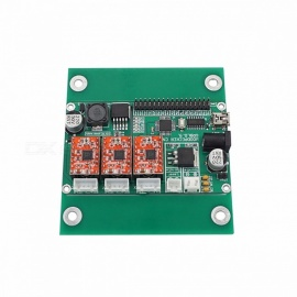 USB Port Cnc Engraving Machine Control Board, 3 Axis Control, Laser Engraving Machine Board, GRBL Control colorful
