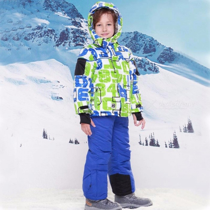 349e12329688 Cool High Quality Skiing Jacket + Pant Snow Suit Fur Lining 20 ...