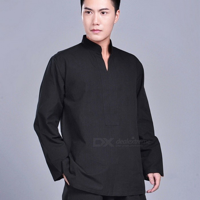 100% Cotton Wushu Kung Fu Jacket, Zen Buddhist Monk Meditation Suit Tai Chi Top, Martial Arts Uniform Shirt XXXL/whiteDescription<br><br><br><br><br>Item Type: Shirts<br><br><br>Sport Type: Martial Arts<br><br><br><br><br>Feature: Anti-Shrink,Breathable,Anti-Pilling<br><br><br>Sleeve Length(cm): Full<br><br><br><br><br>Brand Name: NoEnName_Null<br><br><br>Gender: Men<br><br><br><br><br>Fit: Fits true to size, take your normal size<br><br><br>Material: Cotton<br><br><br><br><br>Fabric Type: Woven<br><br><br><br><br><br><br><br><br><br><br><br><br>Product Introduction<br><br><br>&amp;nbsp;<br><br><br>Style: high quality cotton kung fu jacket from Dengfeng, Zhengzhou City of China, the location of Shaolin Temple.&amp;nbsp;<br><br><br>Item Includes: one jacket<br><br><br>Fabric:<br> 100% cotton. The cotton fabric is very good quality, the weight is <br>between medium and heavy, durable, comfortable and looks very beautiful.<br><br><br>Color: black, white,&amp;nbsp;dark blue, dark&amp;nbsp;gray,&amp;nbsp;red, dark red, dark green, brown, beige<br><br><br>Size: sizes for friends with height between 55--63, or 165--190cm. This jacket is smaller designed and we suggest you choose one or two size bigger.&amp;nbsp;<br><br><br>Size<br> &amp;nbsp; &amp;nbsp; &amp;nbsp; &amp;nbsp; &amp;nbsp; &amp;nbsp; &amp;nbsp; &amp;nbsp; &amp;nbsp; &amp;nbsp; &amp;nbsp; &amp;nbsp; &amp;nbsp; &amp;nbsp; &amp;nbsp; &amp;nbsp; Chest &amp;nbsp; &amp;nbsp; &amp;nbsp; &amp;nbsp; &amp;nbsp; &amp;nbsp; &amp;nbsp; &amp;nbsp; &amp;nbsp; &amp;nbsp; &amp;nbsp; &amp;nbsp; &amp;nbsp; &amp;nbsp; &amp;nbsp; <br>Jacket Length &amp;nbsp; &amp;nbsp; &amp;nbsp; &amp;nbsp; &amp;nbsp; &amp;nbsp; &amp;nbsp; &amp;nbsp; &amp;nbsp; &amp;nbsp; &amp;nbsp; &amp;nbsp;Sleeves Length&amp;nbsp; &amp;nbsp; &amp;nbsp;&amp;nbsp;<br><br><br>165/M &amp;nbsp; &amp;nbsp; &amp;nbsp; &amp;nbsp; &amp;nbsp; &amp;nbsp; &amp;nbsp; &amp;nbsp; &amp;nbsp; &amp;nbsp; &amp;nbsp; &amp;nbsp; &amp;nbsp; &amp;nbsp;108cm/42.5 &amp;nbsp; &amp;nbsp;