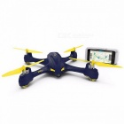 Original Hubsan H507A X4 Wi-Fi Pro APP Driven RC Drone Quadcopter, RTF FPV Helicopter Toy with Camera GPS Deep blue