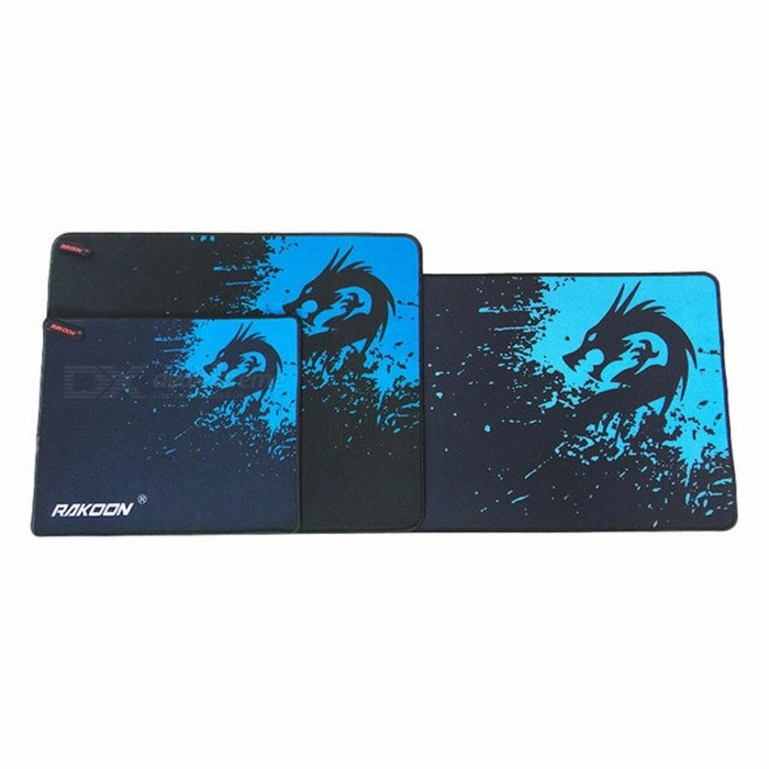 Zimoon Store Large Gaming Mouse Pad Locking Edge Mouse Mat Speed Control Version For Dota Warcraft Mousepad 6 Sizes