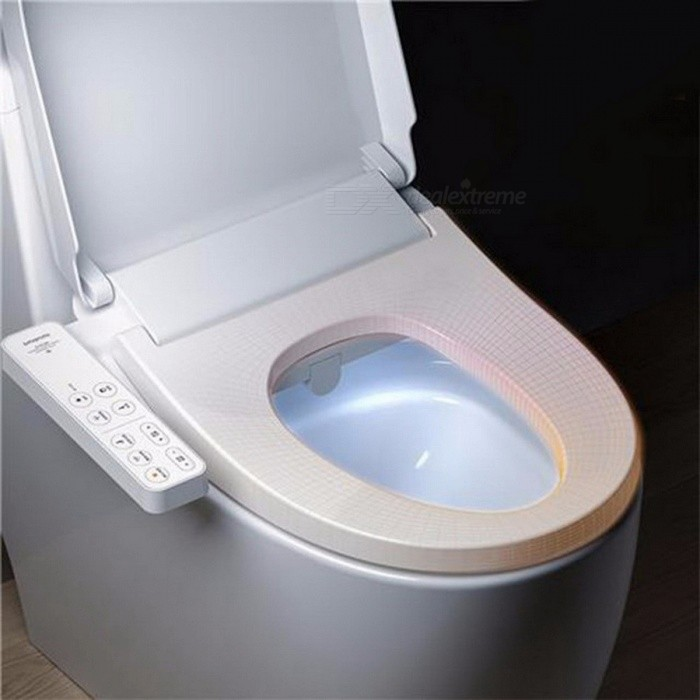 Xiaomi mijia smart toilet seat uv sterilization ipx4 for Wc inteligente