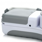 Handheld USB/4xAA Powered Cooler Air Conditioner - Grey