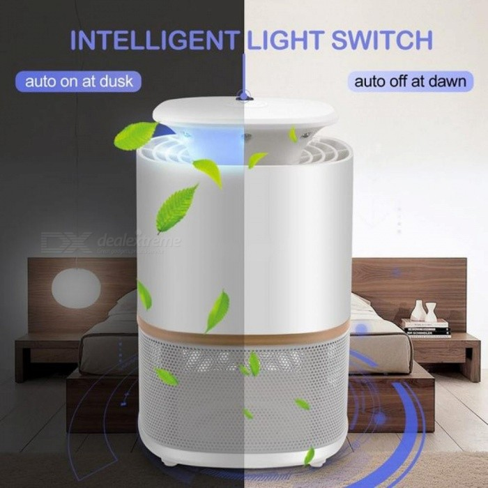 Photocatalyst Mosquito killer lamp Mosquito Repellent Bug Insect light Electronic Pest Control UV Light Mosquito Killer Lamp