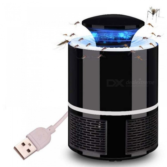 Pest Control Electric anti Mosquito Killer Lamp Mosquito Trap LED Pest Catcher Repeller Bug Insect Repellent