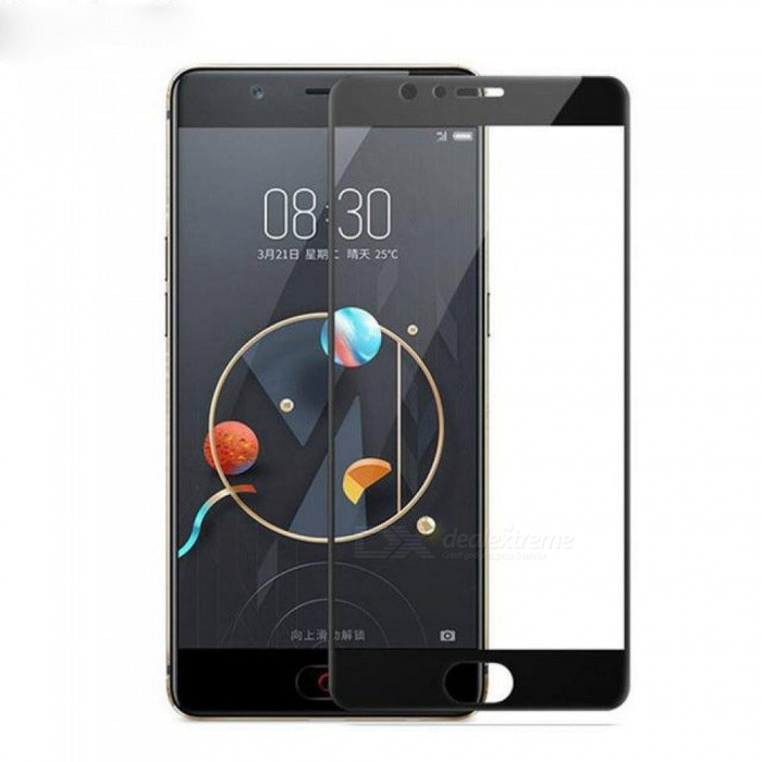 BAKEEY Anti-Explosion Full Cover Tempered Glass Screen Protector for Nubia M2 Global Rom/Nubia M2 Durable
