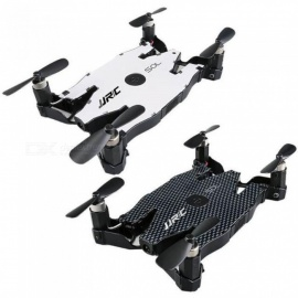 White Black JJRC H49 Wifi FPV 720P HD Camera Ultra-thin Foldable Mini Size Drone RC Simulators Toy Drop Shipping Remote Control Black