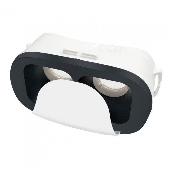 VR Box 3D Virtual Reality Google Mini VR Glasses Google Cardboard for Android IOS Smartphone 4.0-6.0 inch FOV 120 3D Glasses