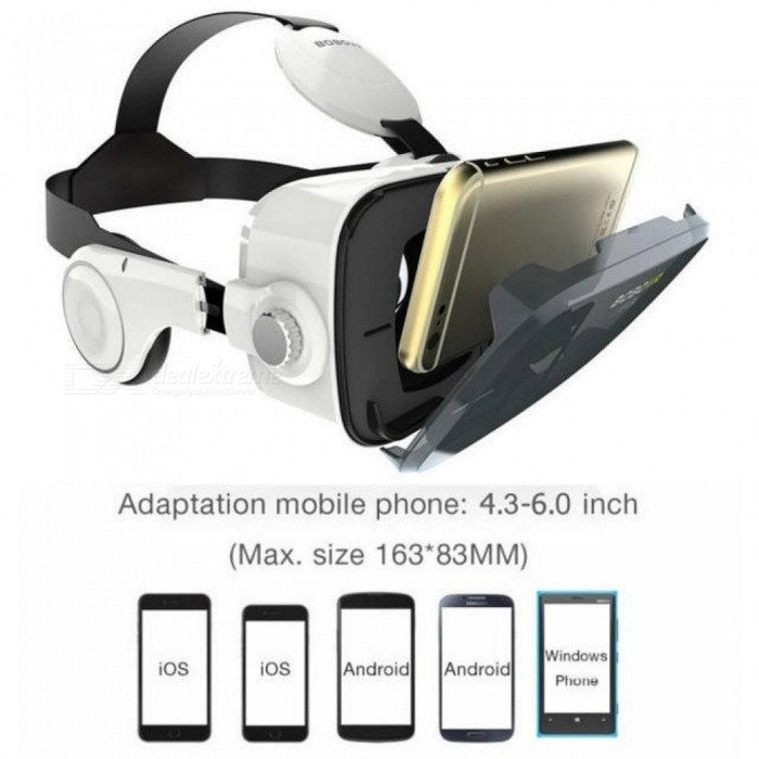 1605375454ba ... Z4 Mini VR Box 2.0 3D Glasses Virtual Reality Google Cardboard VR Z4 VR  Headset for ...
