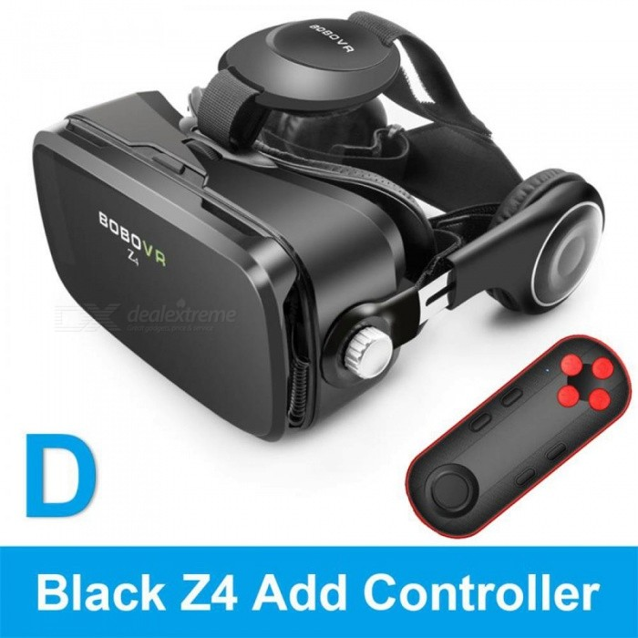 266c8058de81 Z4 Mini VR Box 2.0 3D Glasses Virtual Reality Google Cardboard VR Z4 VR  Headset for 4.3-6.0 inch Smartphones Z4-BK-051 - Worldwide Free Shipping -  DX
