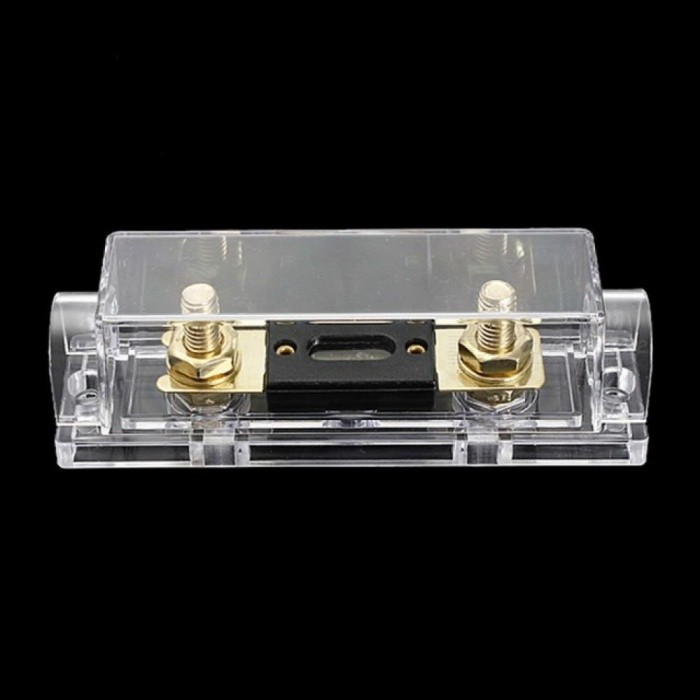 300 AMP ANL Fuse Holder Distribution in Line 0 4 8 GA Positive with ANL Fuse