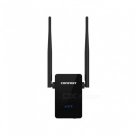 150M-750M 10dbi antenne wifi tilgangspunkt repeater dual-band trådløst hjem wifi repeater bro signal booster forsterker 750M UK adapter