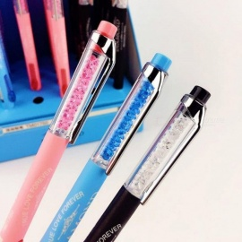 Kawaii Diamond Mechanical Pencil Cute Plastic Colored Automatic Pencils for Kids School Supplies Student Design 2