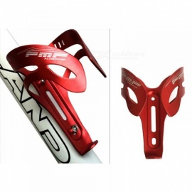 LumiParty Aluminium Alloy Total MTB Bicycle Road Bottle Water Bottle Cage Holder Ultra Light Cycling Can Bicycle Accessories biy Red