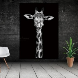 Animal Canvas Painting Wall Art Picture for Living Room Art poster Decoration Picture No Frame Modern Print Wall WP0203-2/20cmx30cm