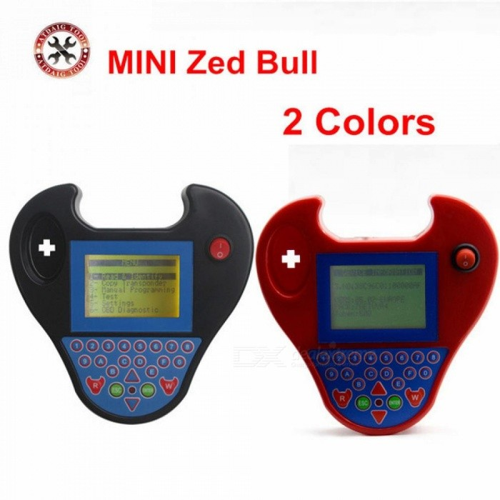 VSTM Newest Auto Key Programmer Smart Mini Zed Bull Smart Zedbull 2 Colors Valiable Voltage:12v Plastic