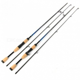 Carbon Spinning Angelrute M Power Hand Angelgerät locken Stange Köder wt: 3-21g Casting Rod canne spinnng leurre Spinning Angeln Spinnrute