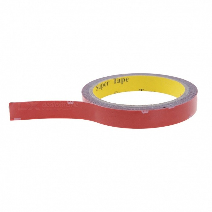 JETTING 6/8/10/15/20mm 3M Double Side Tape Sticky Office Decoration Supplies Adhesive Car Screen Repair Accessories