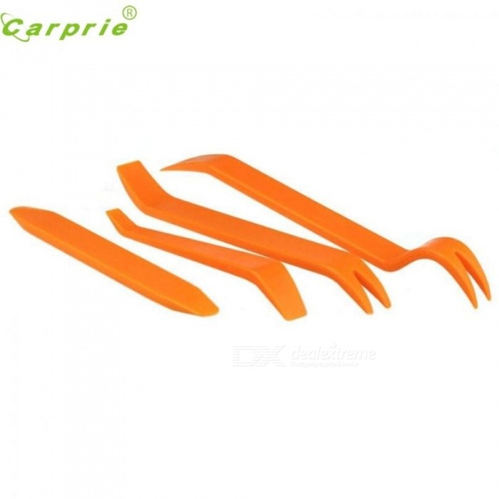 CARPRIE New Car-Styling 1 Set 12pcs Car Radio Door Clip Panel Trim Dash Audio Removal Pry Tool JY2 Plastic and Iron