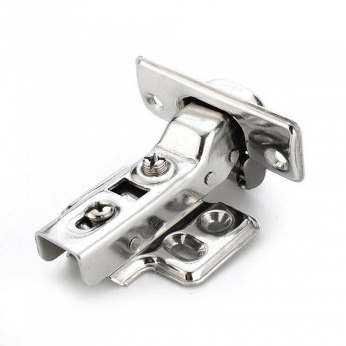 Hinge Stainless Steel Door Hydraulic Hinges Damper Buffer Soft Close for Cabinet Cupboard Furniture Hardware