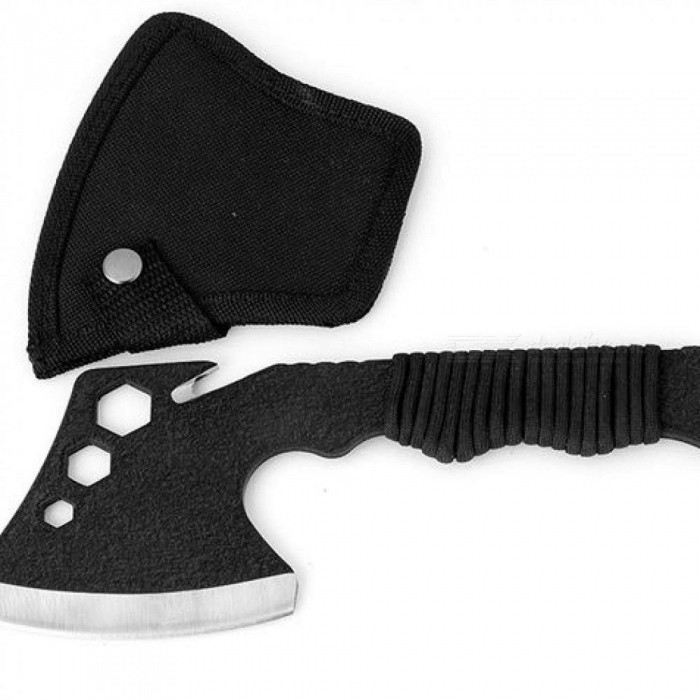 Multi-purpose Axe Sharp Survival tomahawk Axes Hatchet Camping Survive Axe Boning Knife Chopping meat Bones EDC Tool