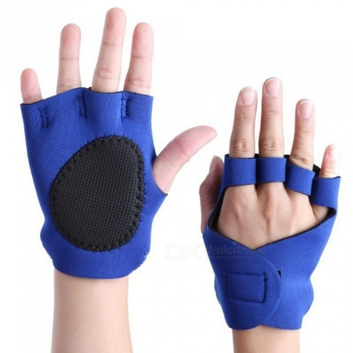 Pens, Pencils & Writing Supplies Lower Price with Unisex Anti Skid Weight Lifting Training Gloves Fitness Sports Dumbbell Grips Pads Exercises Hand Palm Protector