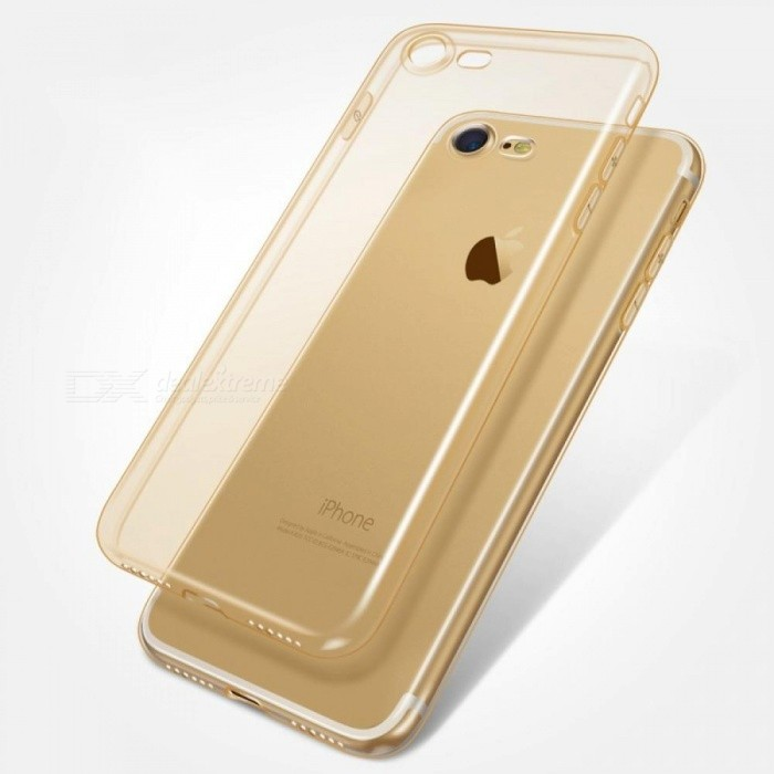 Clear Silicon Ultra Thin Soft TPU Case For 7 7Plus 8 8Plus X .