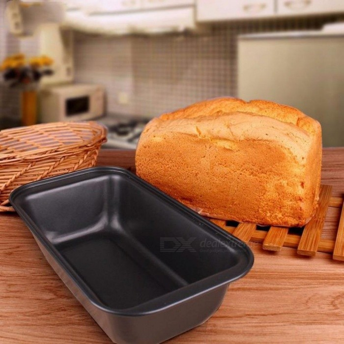 Well-Educated Baking Tools Rectangle Non-stick Cheese Toast Mold Not Clay Box Oven Baking Bread Cake Baking Pan Bakeware Baking Inserts