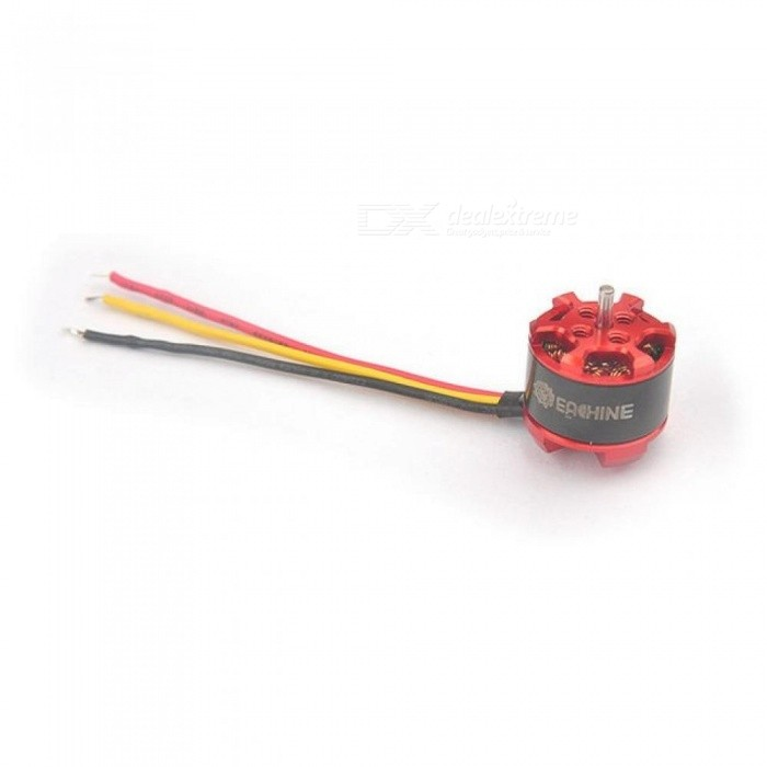 4X Upgraded Motor 1104 6500KV Brushless Motor 1-3S  for Aurora 90 100 Mini FPV Racer Racing Drone Spare Parts
