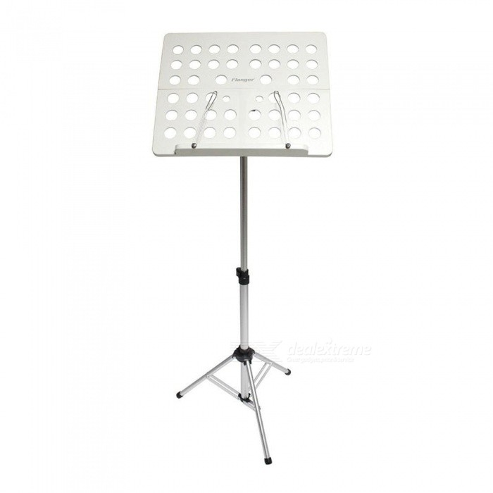 Colorful Sheet Folding Music Stand Aluminum Alloy Tripod Stand Holder With Soft Case with Carrying Bag