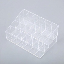 Creative Table Makeup Organizer Case Storage Boxes Bins Clear 4 Drawers Professional Tools Bathroom Accessories Acrylic Transparent